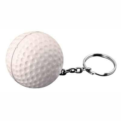 Porte-clés ball antistress-serie 1